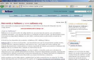 Tutorial instalacion Netbeans 6.5 para Java