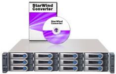 Starwind V2V Converter – Convertir entre VHD y VMDK