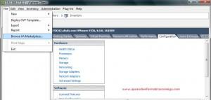 Vmware ESXi 4.0: Importar una Appliance
