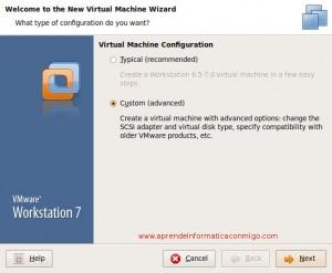 Instalar Ubuntu Jeos 8.04 en Vmware Workstation – Parte I