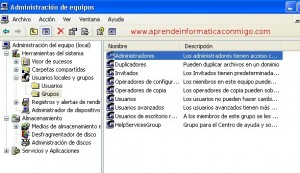 Windows Server 2008 – Comprobar los miembros del grupo añadidos mediante GPOs