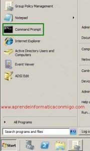 Windows Server 2008 – Generando reportes con Gpresult.exe