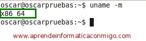 Mi Ubuntu es de 32 o 64 bits?