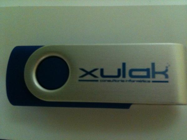 XULAK IT - Consultoría informática - Pen drive